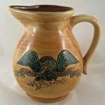 Eagle Pitcher